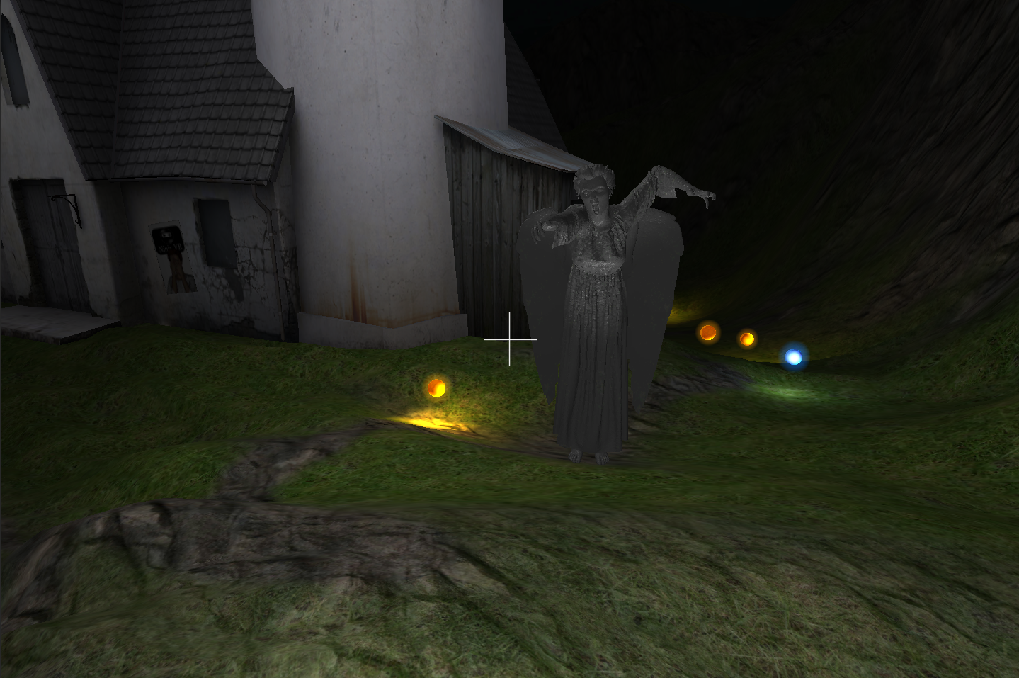 screenshot 3 Weeping Angels VR content image