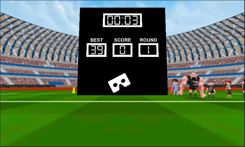 screenshot 4 HEAD SOCCER VR content image